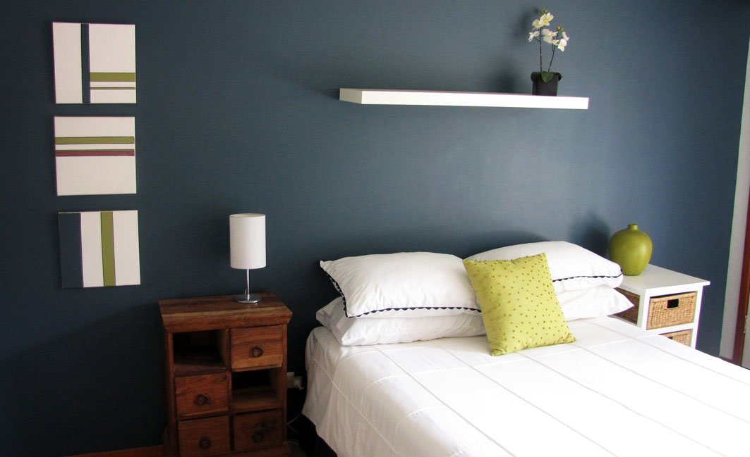 Magnificent Blue Bedroom Wall Feature 1063 x 649 · 109 kB · jpeg